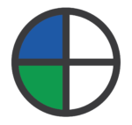 Convergent thinking icon